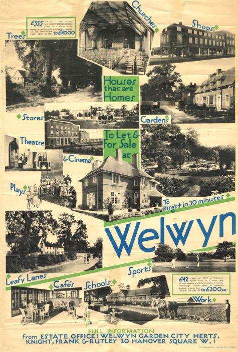 Diane Barron: Early life in Welwyn Garden City | Welwyn Garden City Library