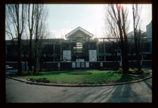 Howard Centre Building Completion