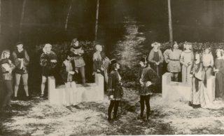 Twelfth Night - 1936/37   Barn Theatre Club Archives