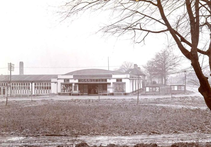 Welwyn Stores 1922 | John Lewis Archive
