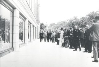 The Open Day of Welwyn Department Stores, 25.06.1939 | Hertfordshire Archives and Local Studies