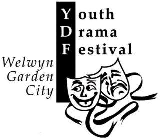 Youth Drama Festival Logo   Welwyn Garden City Youth Drama Festival Committee