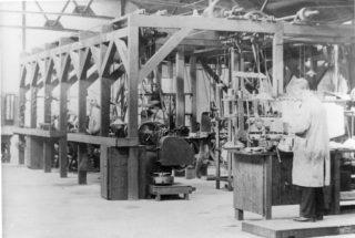 Birkin Motor Factory, Welwyn Garden City | Hertfordshire Archives and Local Studies