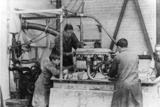 Birkin Motor Company, Welwyn Garden City | Hertfordshire Archives and Local Studies