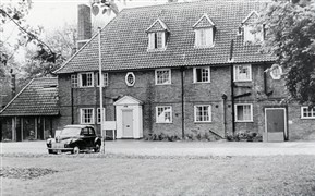 Cottage Hospital in Church Road c.1965 | Hertfordshire Archives and Local Studies