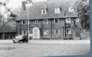 Cottage Hospital in Church Road c1965 | Hertfordshire Archives and Local Studies