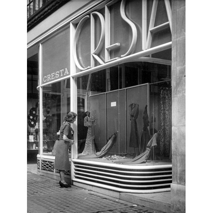 Cresta Silks in the Brompton Road, London
