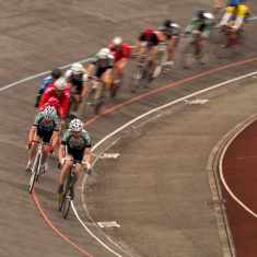 race track | Bill Martin