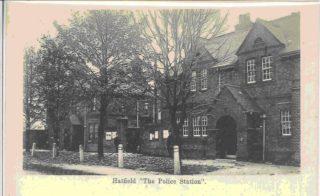 Hatfield Police Station (Date unknown) | Welwyn Hatfield Museum Service