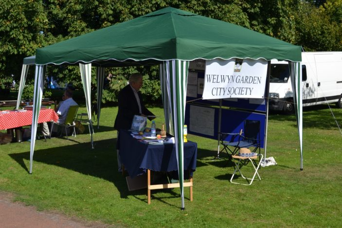 Welwyn Garden City Society | Robert Gill