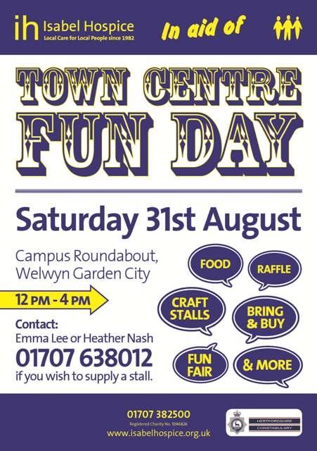 Fun Day Poster | Robert Gill