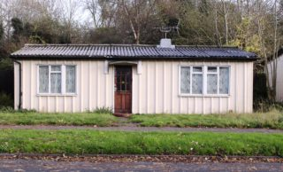Example of a Pheonix type prefabricated bungalow