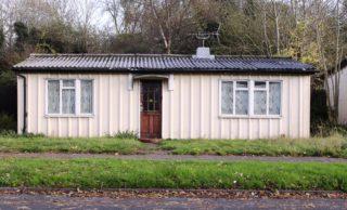 Example of a Pheonix type prefabricated bungalow