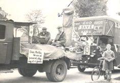 Coronation procession 1937