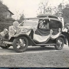 crown, cars and bells | Studio Lisa, Welwyn Garden City Library