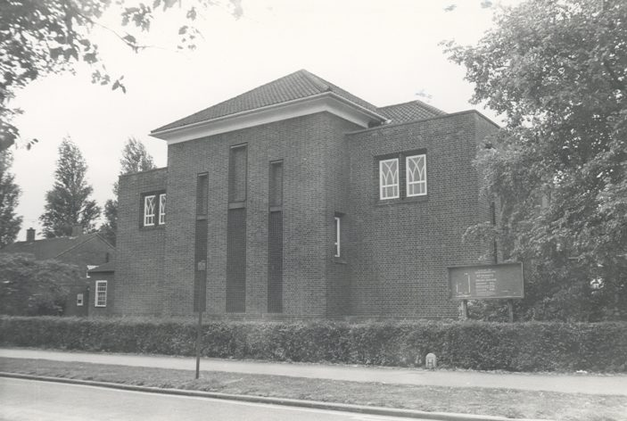 St. Francis Church | Hertfordshire Archives and Local Studies