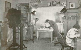 The studio | Mill Green Museum