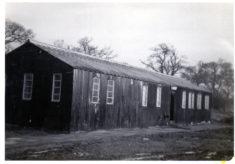 Gosling Stadium original clubhouse around 1961