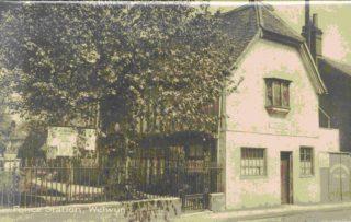 Welwyn Police Station (Date unknown) | Welwyn Hatfield Museum Service