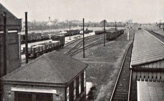 WGC Railway Station