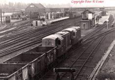 Welwyn GC station around 1968?