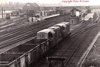 Welwyn GC station around 1968?